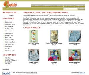 firstfruitsenterprises.com Store